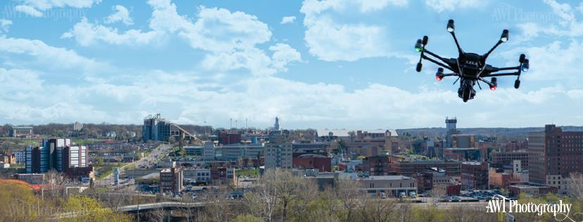 exclusive prints youngstown skyline 12x36 print